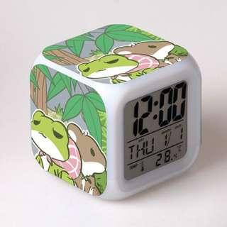 《現貨》旅行青蛙 旅行蛙 旅行蛙鬧鐘 鬧鐘 娃娃機商品