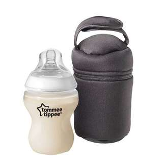 Tommee Tippee Closer to Nature Insulated Bottle Bag (Warmer Bag)