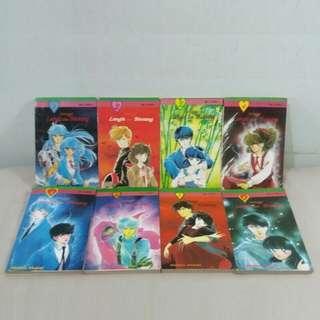 Komik Setinggi Langit & Bintang 1-8end (Michiyo Akaishi)