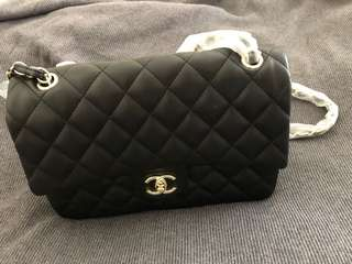 Chanel double Flip cross body Classic édition