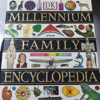 DK Millenium Family Encyclopedia