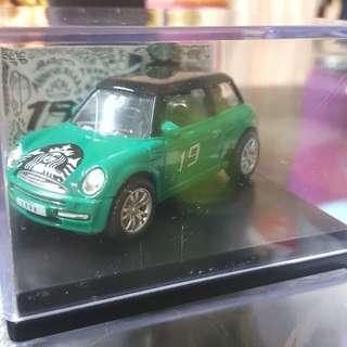 Starbucks 19th anniversary mini car