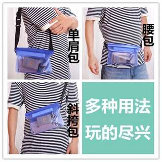 Waterproof Shoulder Body Bag