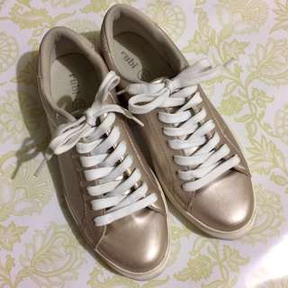 🎁Cotton On-Rubi Gold Sneakers
