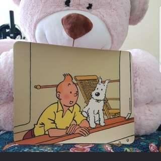 Tin Tin mouse pad
