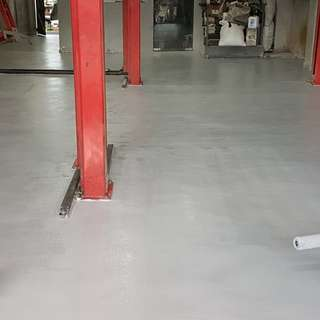 Chemie Epoxy Mortar  for Auto workshop
