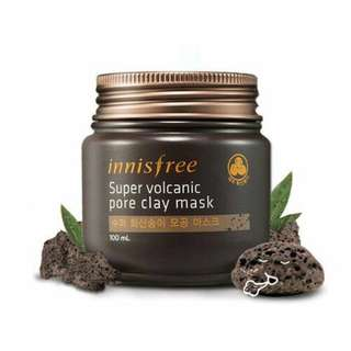 Innisfree super volcanic clay