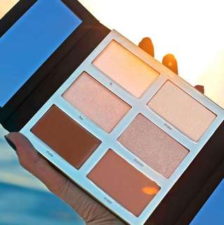[PO💕💯AUTHENTIC TARTE PO] tarteist PRO glow highlight contour palette