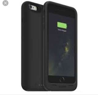 iPhone 6 wireless charging case