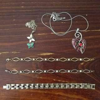 Assorted Jewellery Items