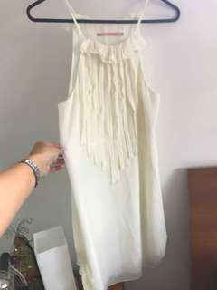 Cooper St Cream dress Size 10
