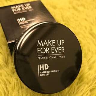 🚚 Make up for ever HD微晶蜜粉 全新sogo正貨