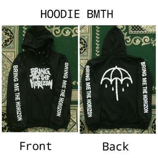 Hoodie BMTH