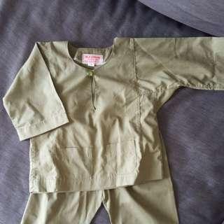 0-12M Baju Melayu