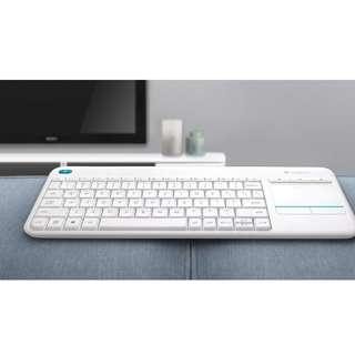 (New Stock)Logitech K400 plus Wireless Touch Keyboard
