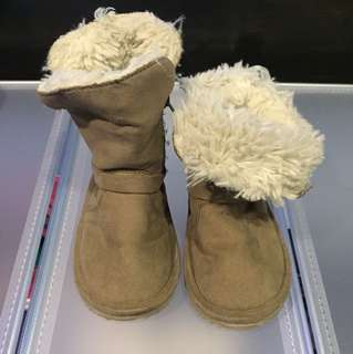Joe fresh boots for toddler girl