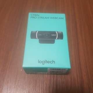 Brand New Logitech C922X