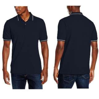 Authentic Fred Perry Slim Fit Twin Tipped Polo Shirt