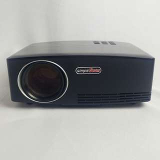 Portable Beamer/ Projector GP80