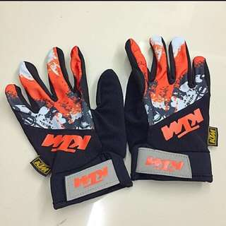 Brand New KTM Hand Gloves