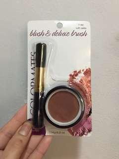 Blush and Brush