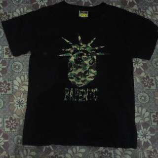 A bathing ape bape exclusive nyc shirt