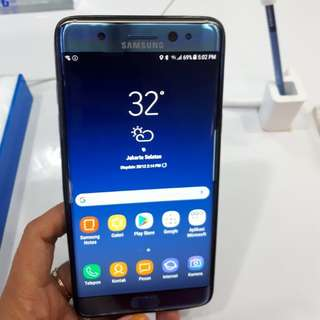 Samsung Note FE Dijual Kredit Proses Cepat