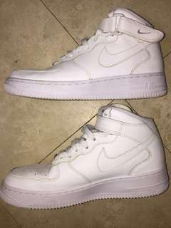 *REDUCED* NIKE AIR FORCE 1s MIDS