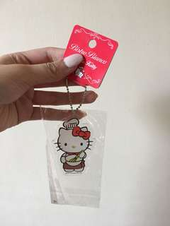 LIMITED EDITION HELLO KITTY CHARM