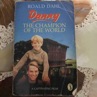 Roald Dahl Danny The Champion of the World