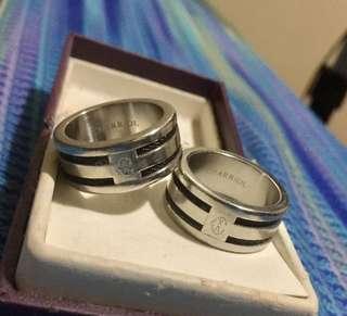 Charriol Couple Ring