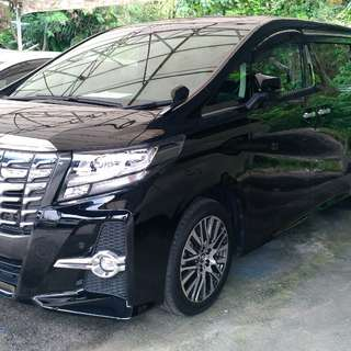 Toyota Alphard 2.5s C-Package 2015
