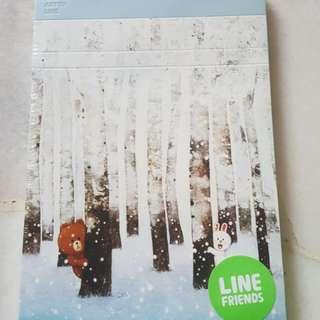 Orginal Line Notebook