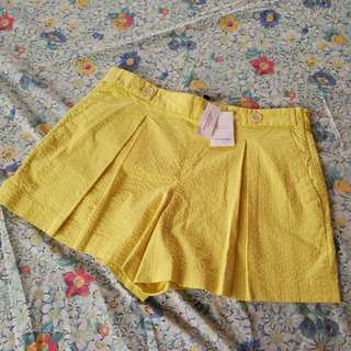 banana rep shorts/skort