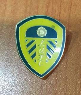Collectibles...vintage LUFC FOOTBALL CLUB