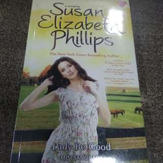 Lady Be Good - Misi Sang Lady by Susan Elizabeth Phillips