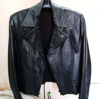 Biker Jacket Authentic Leather