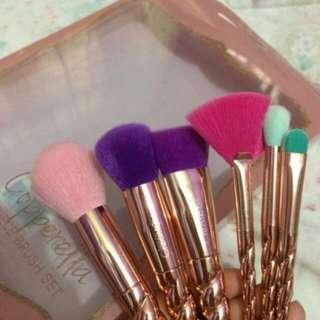 Beauty creation 6pcs brush set