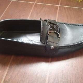 Driving Loafers LV Black