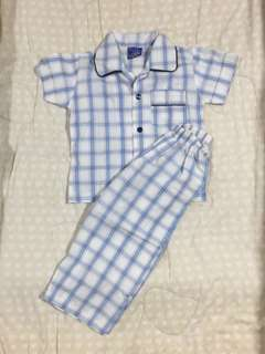 Sleepwear ternos set of 3