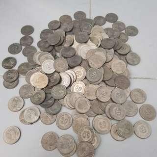 50cents Lionfish Coins