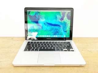 macbook pro 2012 256SSD 500GB