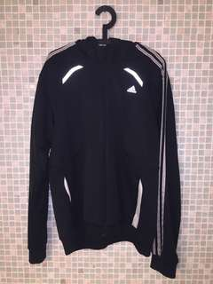 Adidas Soccer Dad pull over hoodie.