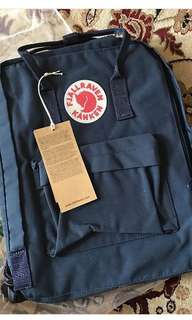 Preloved NEW! Fjallraven Kanken