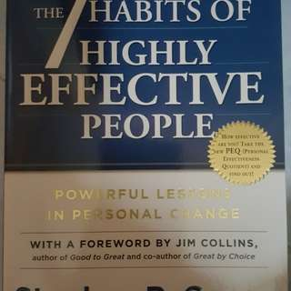 Motivational Book 7th Habits