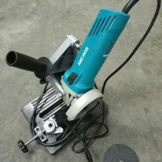 Angle Grinder with Stand