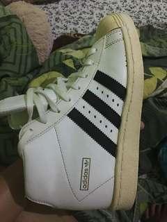 Adidas high superstar
