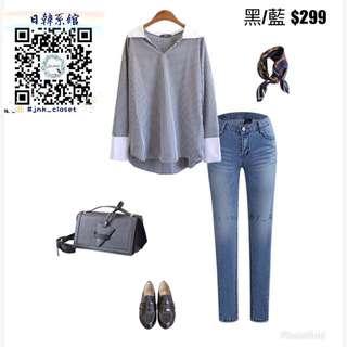 🇰🇷韓國直送🗣V領恤衫襯衣🧚🏻♂️
