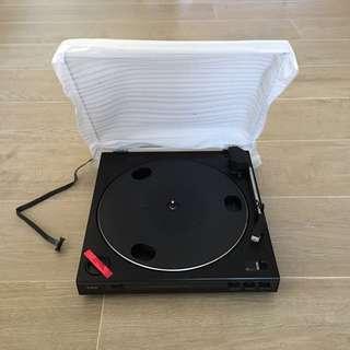 AIWA 黑膠碟機 (全新) 80年代產品 PX-E770