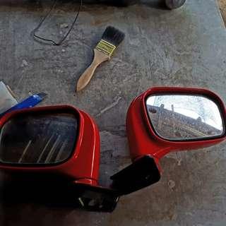 side mirror kenari aerosport